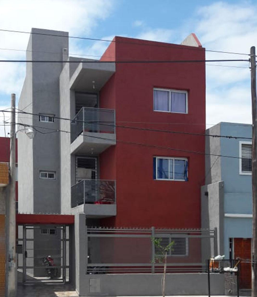 Construccion complejo de departamento en Córdoba